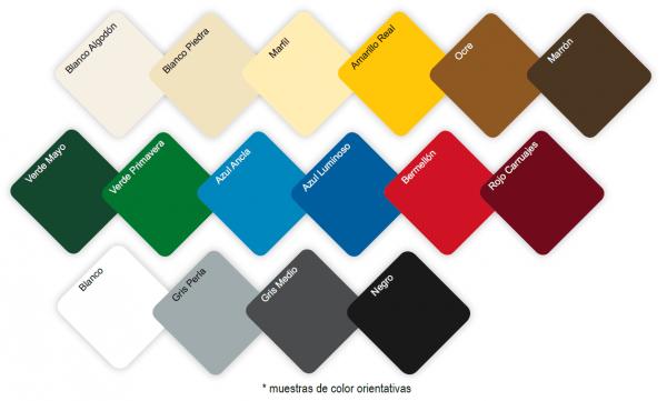 colores esmaltes